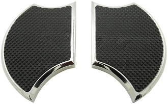 FB1-Mini Floorboards for Suzuki M109R and Yamaha Vmax