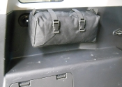 FM2b Utility Bag Mount for ALL years of Toyota FJ Cruiser.