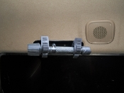 FM7-Rear Cargo Flashlight Mount, Land Cruiser FJ80 LX450