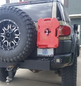 JM2-RP1 Single 2 or 3 Gal. RotoPax Can Mount, Toyota FJ Cruiser