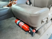 FM11 Front Seat Fire Extinguisher Mount for 00-06 Toyota Tundra